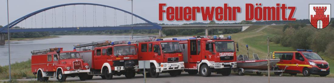 Freiwillige Feuerwehr Dömitz
